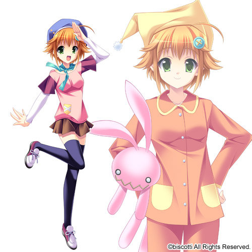 Anime Characters Named Sakura : Sakura kiyono from floating material the hill where