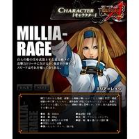 Millia Rage