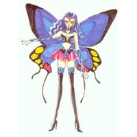 Sailor Heavy Metal Papillon