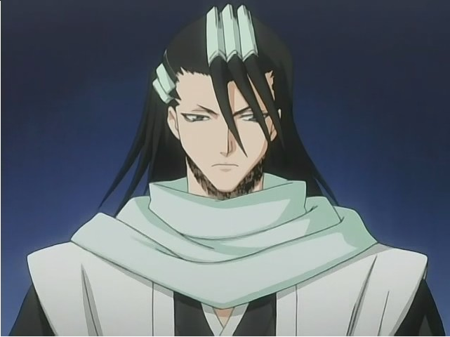 Byakuya Kuchiki From Bleach