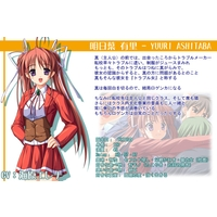 Image of Yuuri Ashitaba