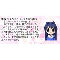 Shinozaki Chinatsu