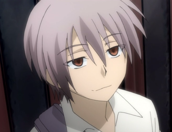 Anime Zombie Characters : Ayumu aikawa from is this a zombie