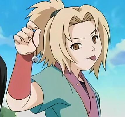 Tsunade (young) from Naruto