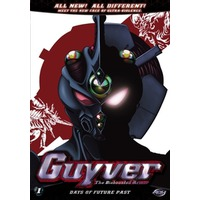 Guyver the Bioboosted Armor Image