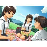 Hateshinaku Aoi Kono Sora no Shita de... Image