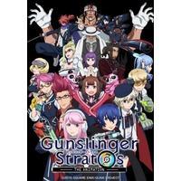 Gunslinger Stratos: The Animation Image