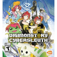 Image of Digimon Story: Cyber Sleuth