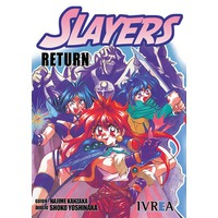Image of Slayers Return