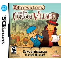 Image of Professor Layton and the Curious Village