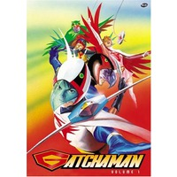 Image of Science Ninja Team Gatchaman