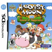 Image of Harvest Moon: Island of Happiness