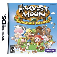 Harvest Moon: Sunshine Islands