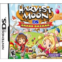 Image of Harvest Moon: Grand Bazaar