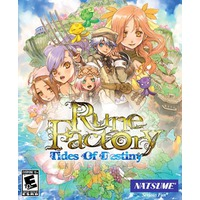 Image of Rune Factory: Tides of Destiny