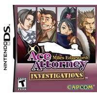 Image of Ace Attorney Investigations: Miles Edgeworth