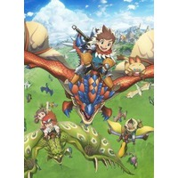 Monster Hunter Stories: Ride On Image