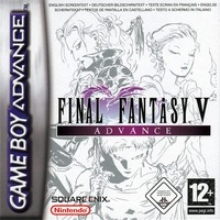 Image of Final Fantasy V