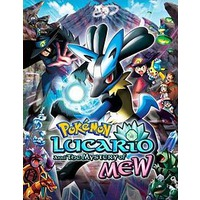 Image of Lucario and the Mystery of Mew