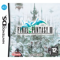 Image of Final Fantasy III