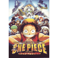One Piece The Movie: Dead End Adventure