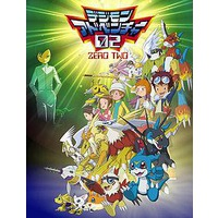 Image of Digimon Adventure 02