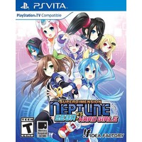 Image of Superdimension Neptune VS Sega Hard Girls