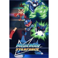 Image of Mega Man Star Force