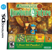 Image of Professor Layton and the Unwound Future