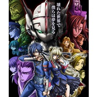 Image of Code Geass: Akito the Exiled