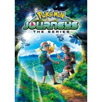 Image of Pokemon Journeys: The Series