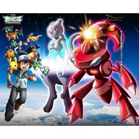 Image of Pokemon the Movie: Genesect and the Legend Awakened