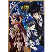 Image of Black Butler: Book of Circus