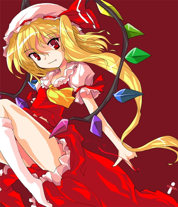 Flandre Scarlet From Touhou Project