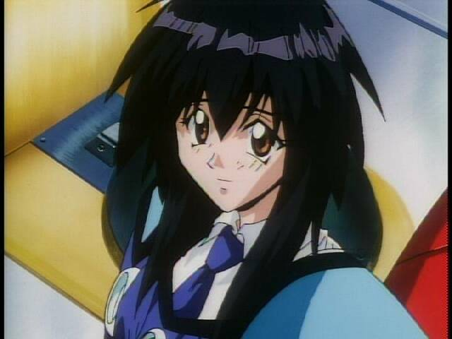 Melfina From Outlaw Star