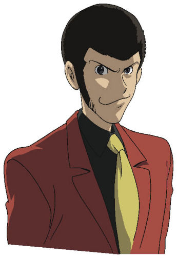 Arsene Lupin Iii From Lupin Iii