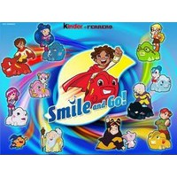 Image of GLI SMILE AND GO E IL BRACIERE BIFUOCO