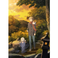 Image of Natsume's Book of Friends: The Waking Rock and the Strange Visitor