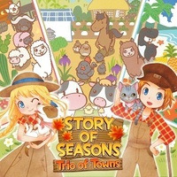 Image of Story of Seasons Trio of Towns