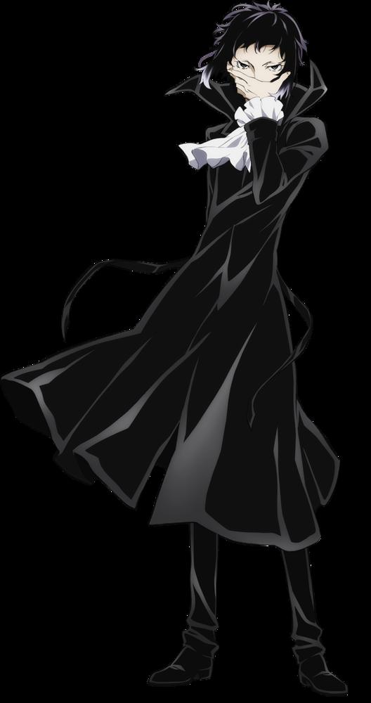 Anime Characters Png : Ryuunosuke akutagawa bungou stray dogs