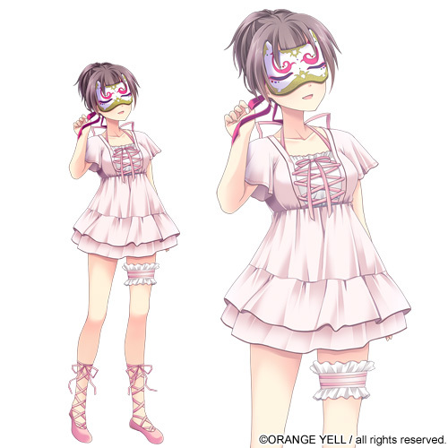 Anime Characters Named Sakura : Sakura nikagetsu