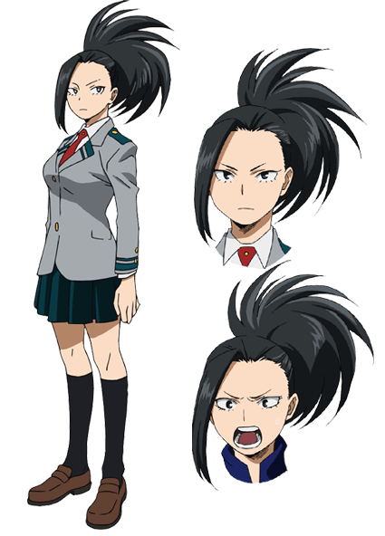 Momo Yaoyorozu From My Hero Academia