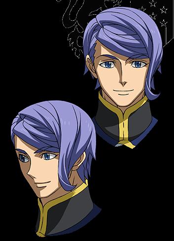 Gaelio Bauduin Mobile Suit Gundam Iron Blooded Orphans
