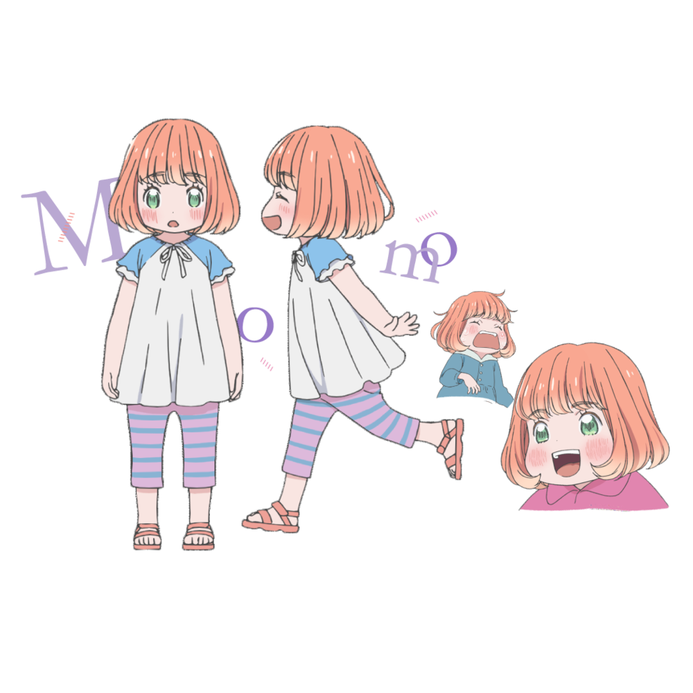 March 3 Anime Characters : Momo kawamoto from march comes in like a lion series