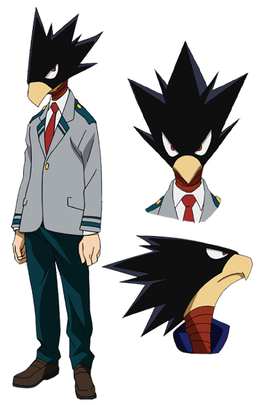 Fumikage Tokoyami From My Hero Academia