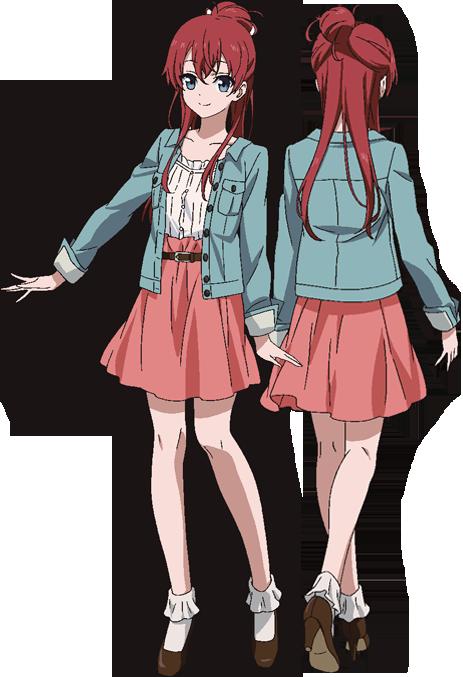 Shizuka Sakaki From Shirobako