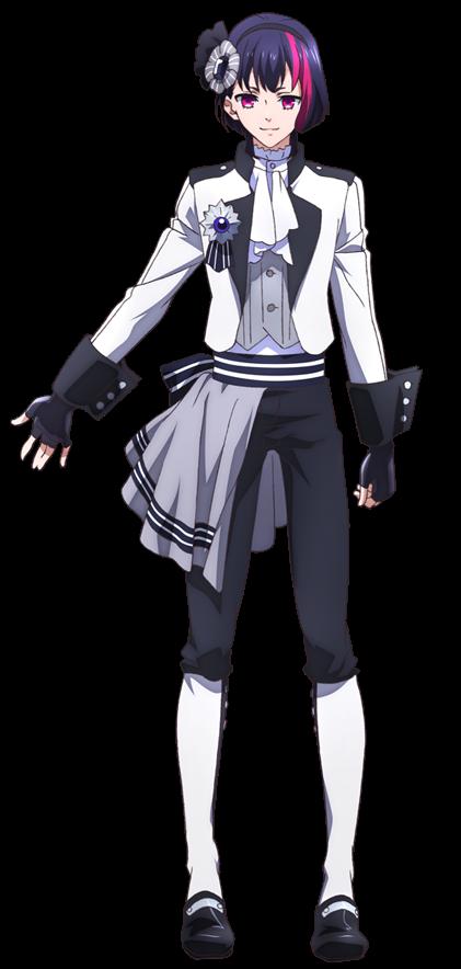 Anime Characters Png : Ryuuji korekuni b project kodou*ambitious