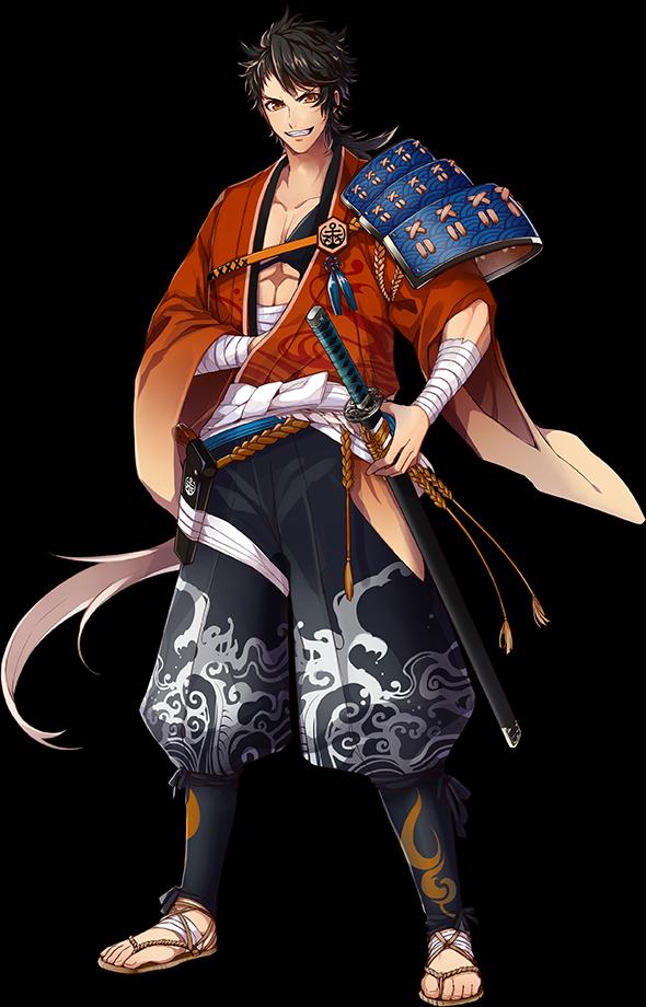 Mutsunokami Yoshiyuki From Touken Ranbu
