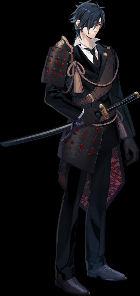 shokudaikiri mitsutada height