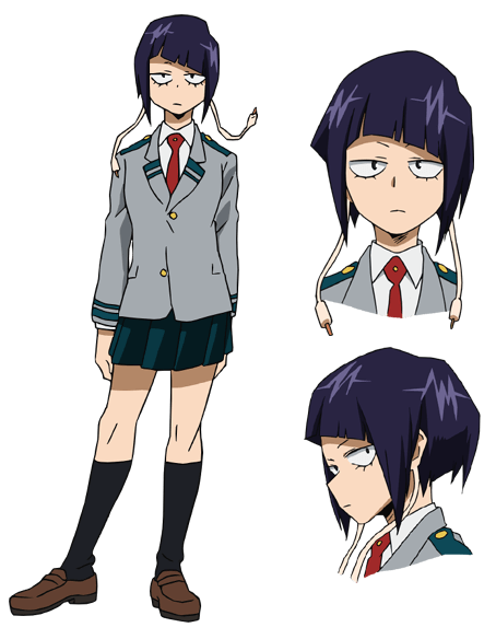 Kyouka Jirou From My Hero Academia